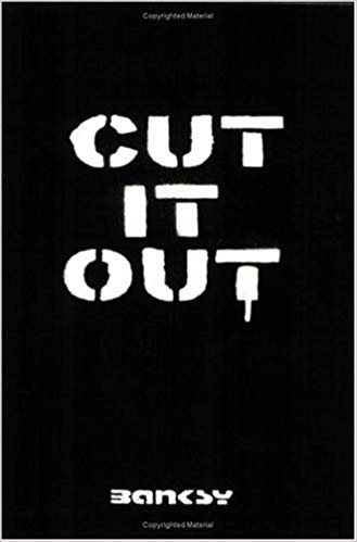 Banksy's 'Cut It Out'