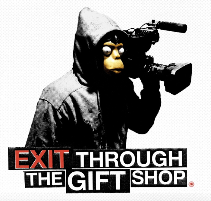 Banksy's 'Exit Through The Gift Shop'