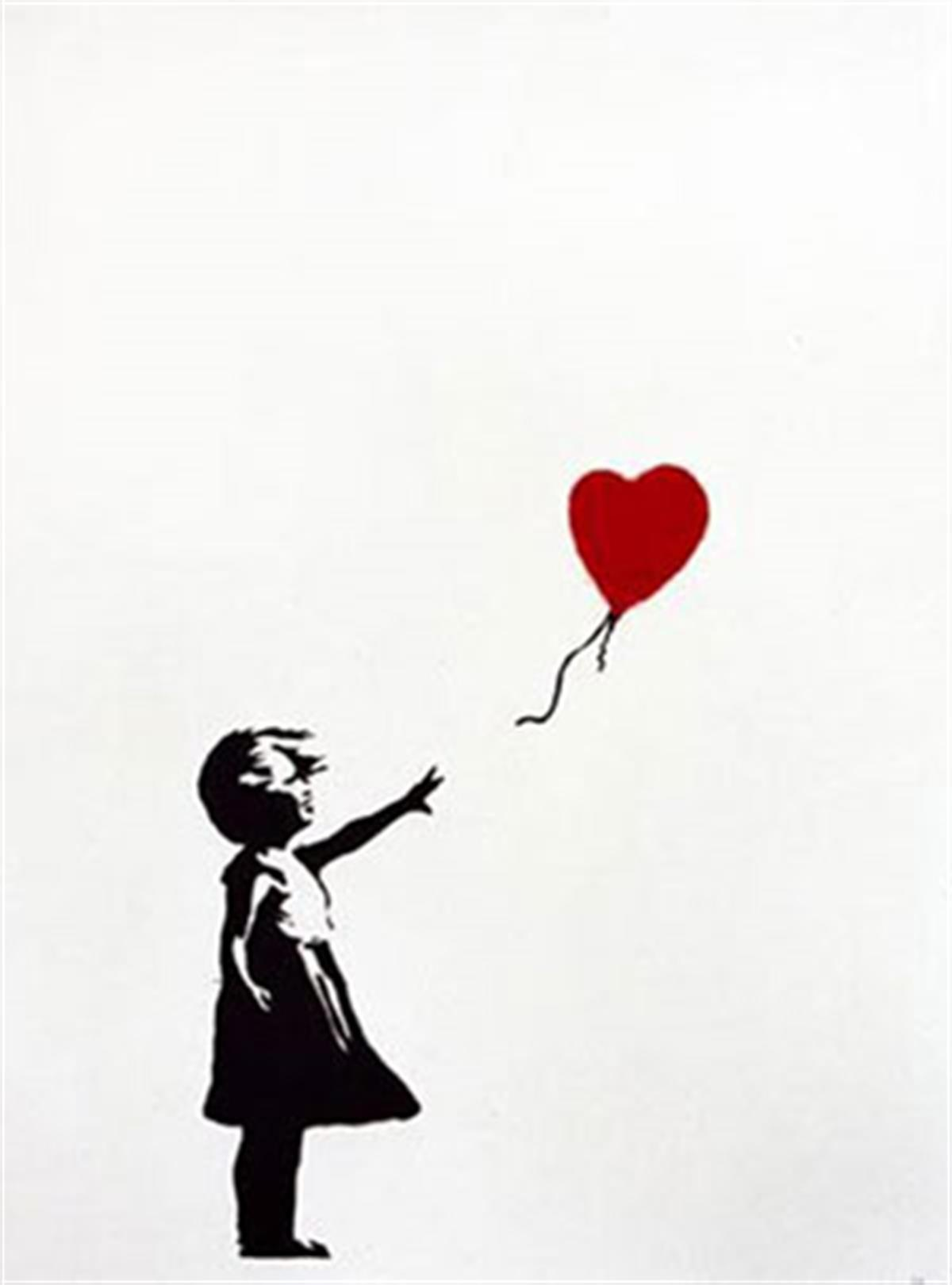 Banksy's 'Girl With Balloon'